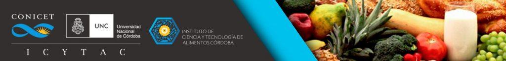Instituto de Ciencia y Tecnología de Alimentos Córdoba